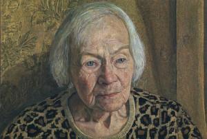 Margaret at ninety-six